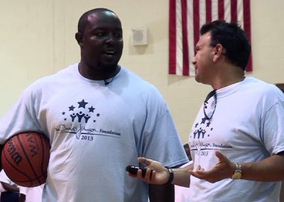Charles Johnson Foundation Sports Weekend OVERVIEW