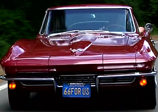Chevy Route 66 – Corvette Generation (2011 MOFILM/Cannes Lions winner)
