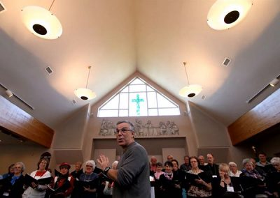 Travelogue – Choral Voices in Abingdon, VA